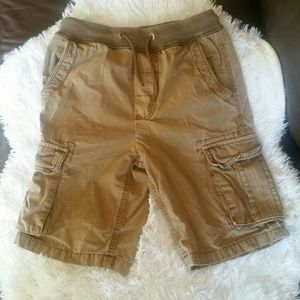 7 For All Mankind Boys Cargo Shorts